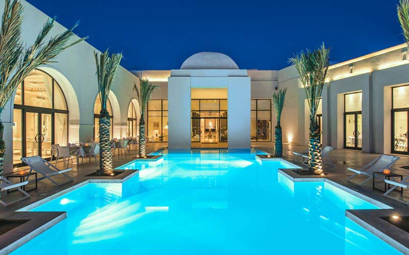 hôtel Tunisie